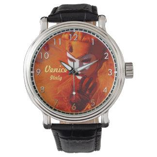 美しい道化師 腕時計