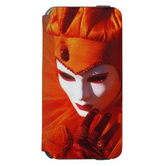 美しい道化師 INCIPIO WATSON™ iPhone 5 財布型ケース