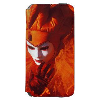 美しい道化師 INCIPIO WATSON™ iPhone 6 財布ケース