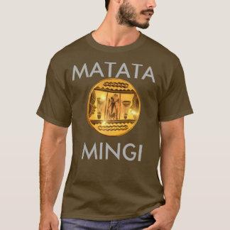 美しい都市男らしい最も最近のHakuna Matata Tシャツ
