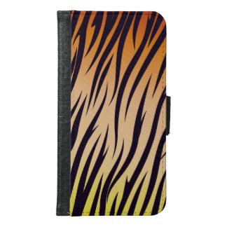 美しい野生のトラのデザイン GALAXY S6 ウォレットケース