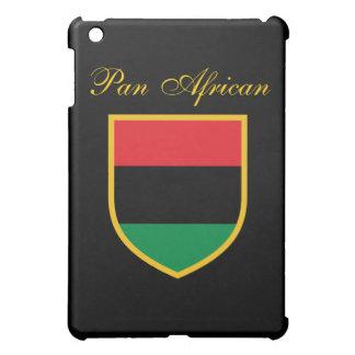 美しい鍋のアフリカ人の旗 iPad MINI CASE