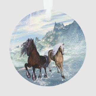 美しい馬 オーナメント