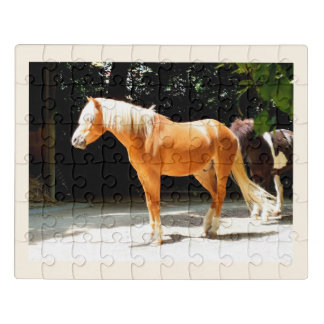 美しい馬 ジグソーパズル