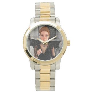 美しい魔法使い 腕時計