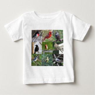 美しい鳥 ベビーTシャツ