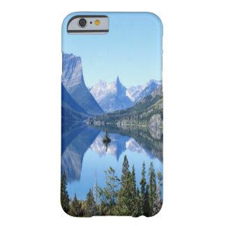 """美しい""""グレーシャー国立公園""""の""""ガチョウ島"""" BARELY THERE iPhone 6 ケース"""