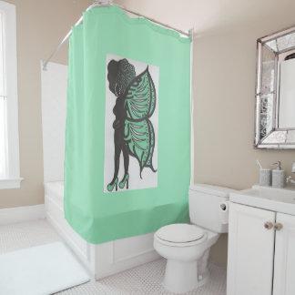 美しい シャワーカーテン