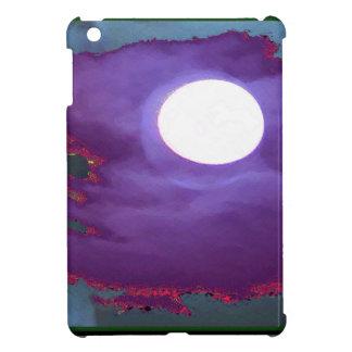 美しい   月光の空 iPad MINIケース