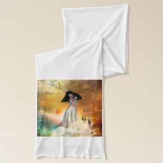 美しいamaricanインディアン スカーフ