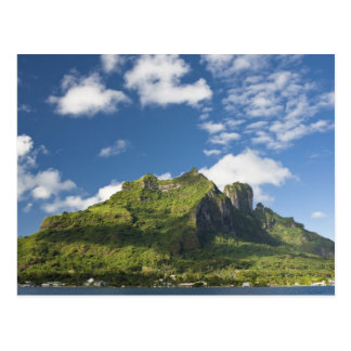 美しいBora BoraのMt. Otemanuおよびscenics ポストカード
