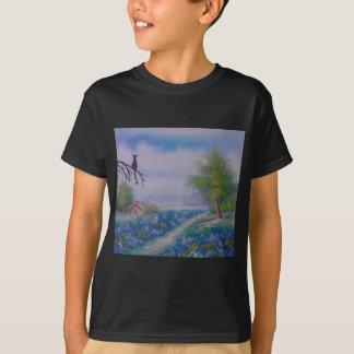 美しいCaturday Tシャツ