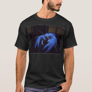 美しいCrayfishの男性の布2 Tシャツ
