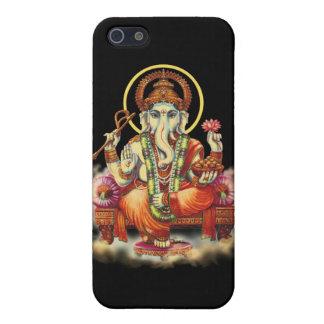 美しいGanesha iPhone 5 カバー