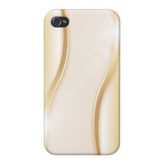 美しいiPhone 4の光沢のある終わりの場合 iPhone 4/4Sケース