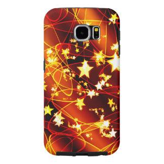 美しいSamsungの銀河系の箱 Samsung Galaxy S6 ケース