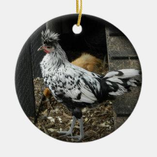 美しくエキゾチックな鳥のすばらしいデザイン セラミックオーナメント
