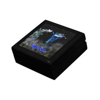 美しく印刷された陶磁器及びラッカー木箱 ギフトボックス