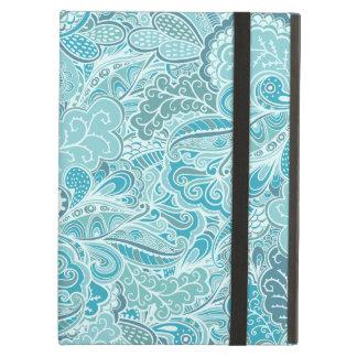 美しく抽象的なペイズリーのiPad Miniケース iPad Airケース