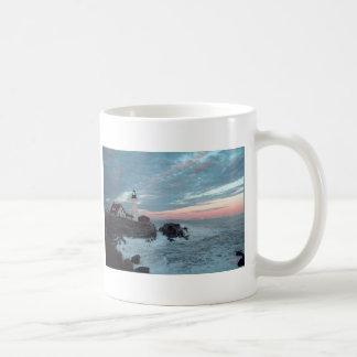 美しく晴れ渡った日を過して下さい! コーヒーマグカップ