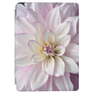 美しく白いダリアの花 iPad AIR カバー