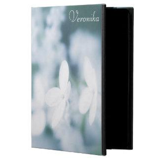 美しく白い花 POWIS iPad AIR 2 ケース