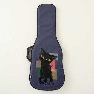 美しく美しい子猫 ギターケース