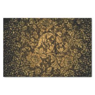 美しく装飾的なダマスク織 薄葉紙