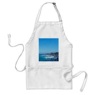 美しく青い海 スタンダードエプロン