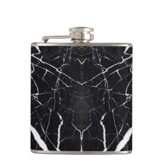 美しく黒い大理石 フラスク