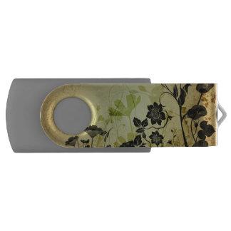 美しく黒い花 USBフラッシュドライブ