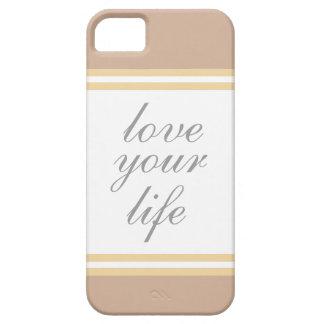美しく、チャーミングな場合は愛と設計しました iPhone SE/5/5s ケース