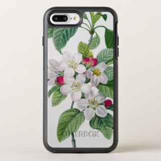 「美女とLes Choix desからの花、 オッターボックスシンメトリーiPhone 8 Plus/7 Plusケース