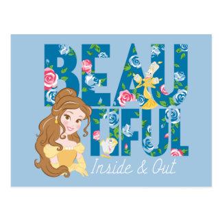 美女中及び| Beautfiul ポストカード