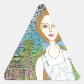 美女001.jpg 三角形シール