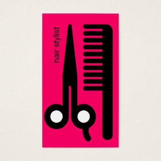 美容師の名刺 名刺