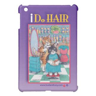 美容師の猫芽及びトニーのiPadの場合 iPad Mini カバー