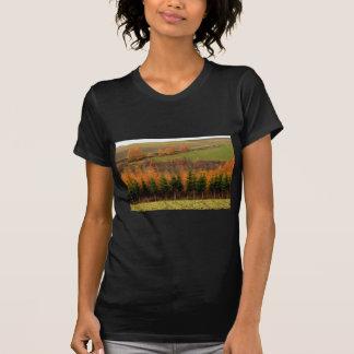 美瑛 秋2011 北海道 Tシャツ