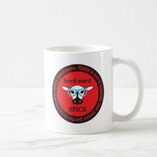 群れのおたくのスパイスのスワッグ コーヒーマグカップ