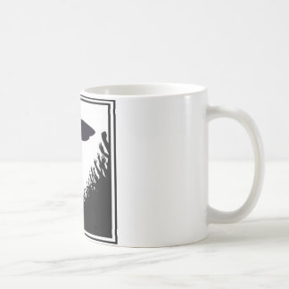 群集の鮫 コーヒーマグカップ