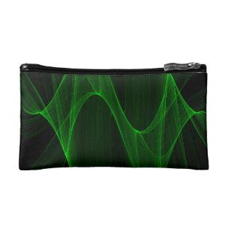 羨望の緑 コスメティックバッグ