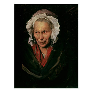 羨望1819-22年の血迷った女か固定観念 ポストカード