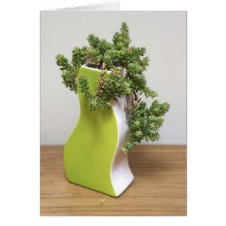羨望-完全な植物の緑 カード