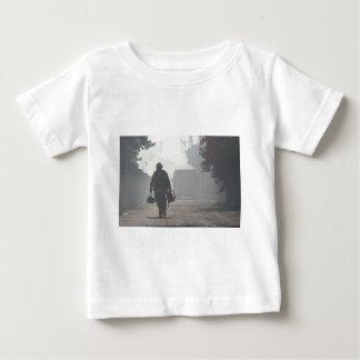 義務呼出し ベビーTシャツ