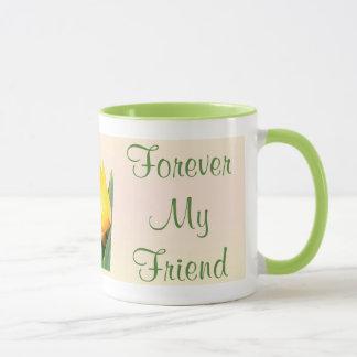 義母のためのマグ-最初にそして永久に マグカップ