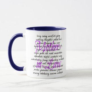 義母のための単語 マグカップ