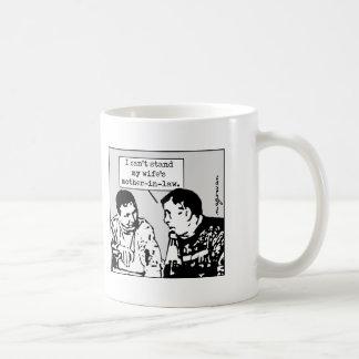 義母の漫画のマグ コーヒーマグカップ