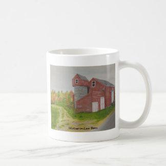 義母の納屋 コーヒーマグカップ