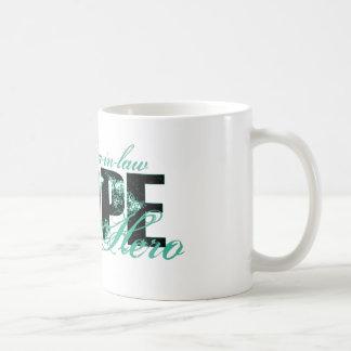 義母私の英雄-卵巣の希望 コーヒーマグカップ