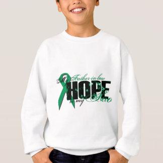義父私の英雄-腎臓の蟹座の希望 スウェットシャツ